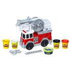 Set plastilină Play-Doh - Maşină de pompieri