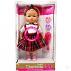 Magyarul beszélő Charlotte baba - többféle