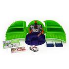 Micro Wheels : közepes készlet - boxutca