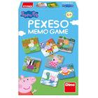 Dino: memóriajáték - Peppa malac
