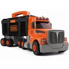 Black and Decker: összeépíthető kamion szerszámkészlettel