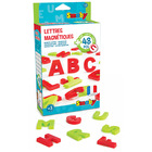 Set litere magnetice Smoby, 48 piese