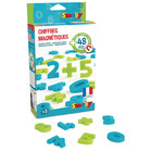 Set cifre magnetice Smoby, 48 piese