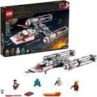 LEGO Star Wars: Ellenállás Y-Szárnyú vadászgép 75249