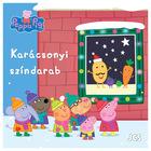 Carte de povești Peppa Pig - Piesa de crăciun, în limba maghiară