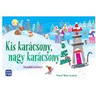 Kis karácsony, nagy karácsony mondókás könyv