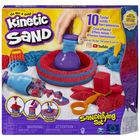 Set creativ Kinetic Sand, Sandisfying Set