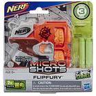 Blaster Nerf Microshots, Zombie Strike Flipfury