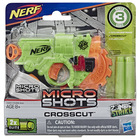 Blaster Nerf Microshots, Zombie Strike Crosscut