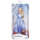 Păpușa Elsa, Frozen, Prințesele Disney, 28 cm