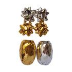 Díszkötöző szett - arany és ezüst