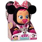 Păpuşă interactivă Minnie, Cry Babies