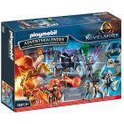 Playmobil: Adventi naptár - csata a mágikus kőért 70187