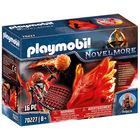 Playmobil: Burnham Fantoma focului - 70227