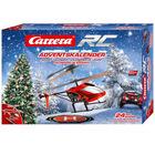 Carrera RC: Adventi naptár távirányításos helikopterrel