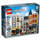 LEGO Creator: Assembly Square Piactér 10255 - CSOMAGOLÁSSÉRÜLT