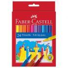 Faber-Castell: filctoll készlet 24 darabos