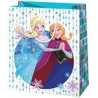Disney hercegnők Jégvarázs álló dísztasak - 26 x 13 x 33 cm
