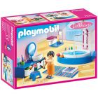 Playmobil Dollhouse, Baie cu cadă de baie - 70211