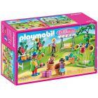 Playmobil Dollhouse, Petrecere de aniversare pentru copii - 70212