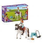 Schleich Horse Club: Mia és Spotty 42518
