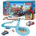Carrera First: Mancs őrjárat Track Patrol autópálya - 3,5 m