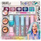 Create it: set machiaj cu glitter