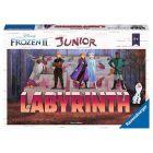 Disney hercegnők: Jégvarázs 2 Junior labirintus társasjáték
