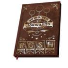 Harry Potter: Kviddics jegyzetfüzet