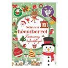 Színezz a hóemberrel - Karácsonyi kifestőfüzet
