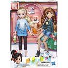 Disney Jégvarázs II: Anna és Elsa laza öltözékben