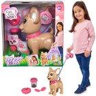 Chi Chi Love: Poo Poo Puppy, kakiló kutyus kiegészítőkkel - CSOMAGOLÁSSÉRÜLT