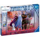 Ravensburger: Prințesele Disney Frozen 2 puzzle XXL - 100 piese