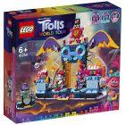 LEGO Trollok: Vulkán Rock City koncert 41254
