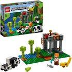 LEGO Minecraft: A pandabölcsőde 21158