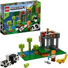LEGO Minecraft: Grădinița panda 21158