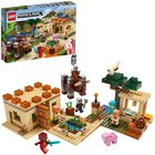 LEGO Minecraft: A falusi rajtaütés 21160