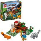LEGO Minecraft: A tajgai kaland 21162