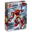 LEGO Marvel Super Heroes: Robot Iron Man 76140