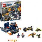 LEGO Marvel Super Heroes: Răzbunătorii - distrugerea camionului 76143