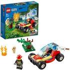 Lego City: Incendiu în pădure 60247