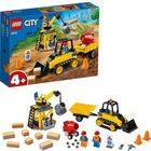 LEGO City: Építőipari buldózer 60252