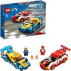 LEGO City: Versenyautók 60256