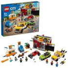 Lego City: Atelier de tuning 60258