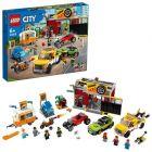 LEGO City: Szerelőműhely 60258