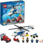 LEGO City: Rendőrségi helikopteres üldözés 60243