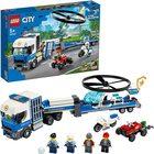 Lego City: Transportul elicopterului de poliție 60244