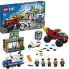 LEGO City: Rendőrségi teherautós rablás 60245
