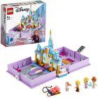 Lego Disney Princess: Aventuri din cartea de povești cu Anna și Elsa 43175