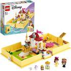 Lego Disney Princess: Aventuri din cartea de povești cu Belle 43177
